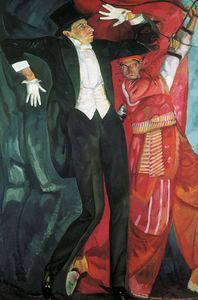 Portrait Of Vsevolod Meyerchold