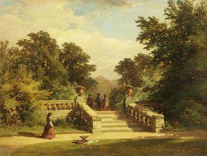 Entrance To Haddon Hall