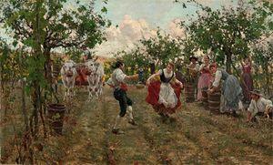 The Harvest Dance