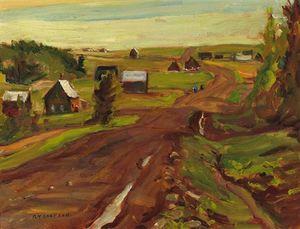 Country Road, New Brunswick
