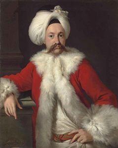 portrait d un homme , peut-être richard salwey