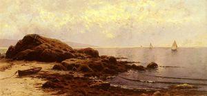 low tide baileys island maine