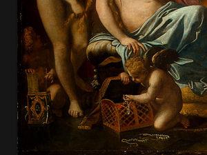 Venus Adorned by the Graces
