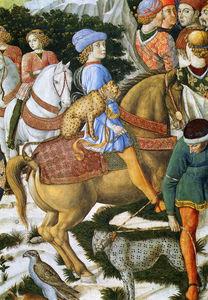 di Lese di Portrait Of Giuliano De Medici