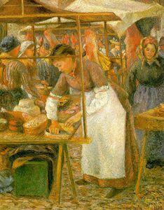 the pork butcher - tate gallery, london -