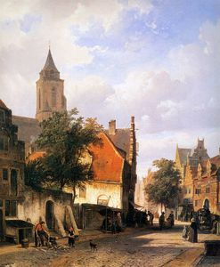 Church in Zaltbommel