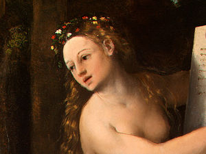 Circe and Her Lovers in a Landscape -