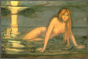 Mermaid (The Lady From The Sea)