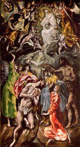 Baptism of Christ - -