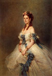 Xavier Alexandra Princess of Wales