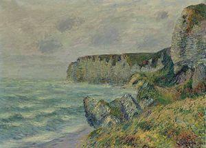 Cliffs at Saint Jouin