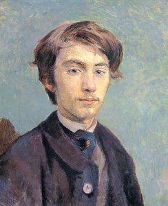Portrait of the Artist Emile Bernard