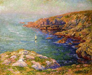 Calm Coast of Brittany
