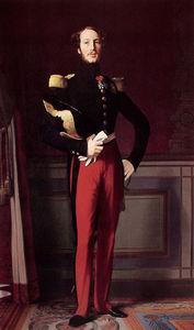 Ferdinand Philippe Louis Charles Henri Duc d_Orleans