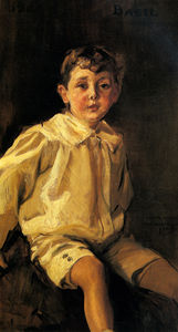A Portrait Of basil Mundy