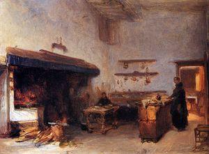cloister kitchen sun