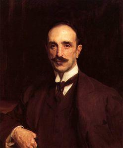 Portrait of Douglas Vickers