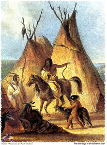 sharper native americans