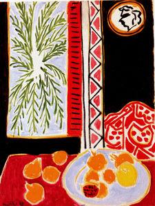 Nature morte aux grenades Huile sur Toile Nice , musée Matisse