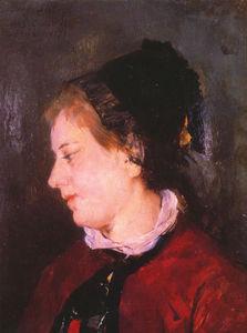 Портрет мадам Сислей