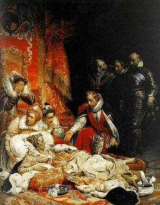 morte di Elisabetta