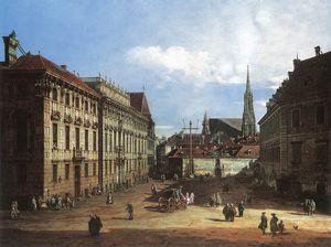 Vienna - Vienna, the Lobkowitzplatz