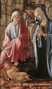 Nativity (detail)
