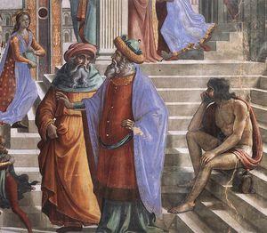 Presentation of the Virgin(detail)