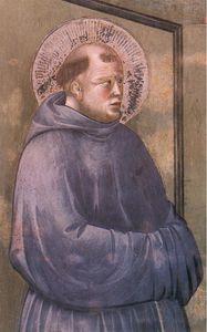 Apparition at Arles (detail)