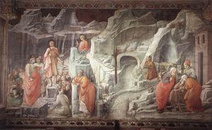 Prato-St John Taking Leave of his Parents