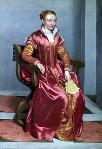 Portrait of a Lady (La Dama in Rosso)
