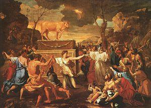Adoraton of the Golden Calf