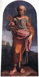 St Peter Holding the Key of the Paradise