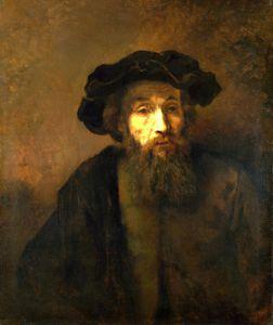 A Bearded Man in a Cap