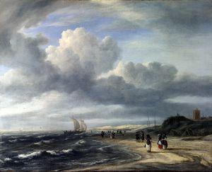 The Shore at Egmond-aan-Zee