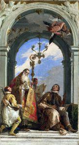 Saints Maximus and Oswald