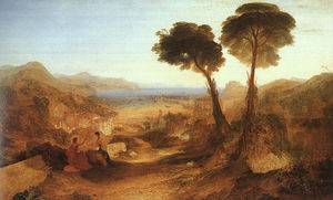 The Bay of Baiae with Apollo and the Sibyl