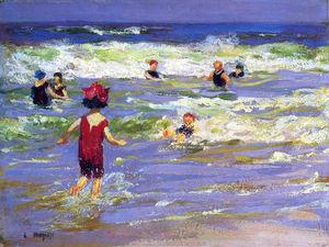 little sea bather