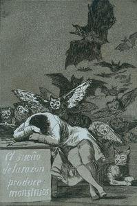 The sleep of reason brings forth monsters