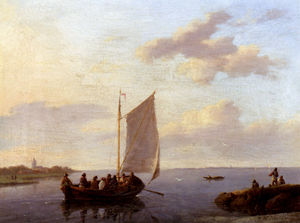 Off the shore