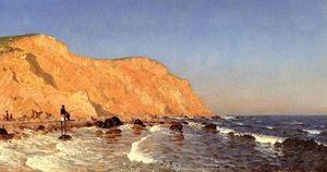 Clay Bluffs on No Man-s Land (Bass Fishing No Man-s Land)