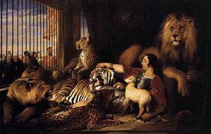 henry isaac van amburgh and his animals