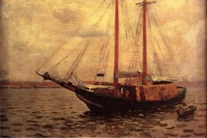 the lumber boat