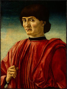 Portrait of a Man, c.1450, NG Washington