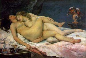 The sleepers Musee du Petit Palais, Paris