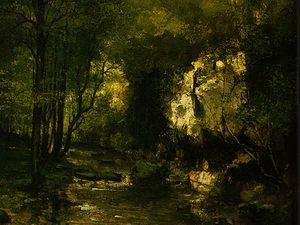 The Stream (Le ruisseau du Puits-Noir_ vallée de l(2