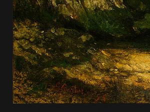 The Stream (Le ruisseau du Puits-Noir_ vallée de l(3