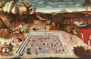 The Fountain of Youth, Staatliche Museen,