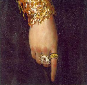 Duchess of Alba, Detalj 2, Hispan
