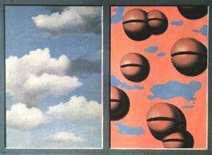 Belles rosa, cielos andrajosos, 1929-1930, Urvater coll